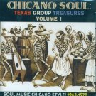 V/A Chicano Soul:  Texas Group Treasures, Volume 1