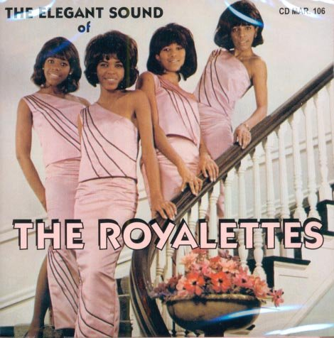 The Royalettes-The Elegant Sound Of