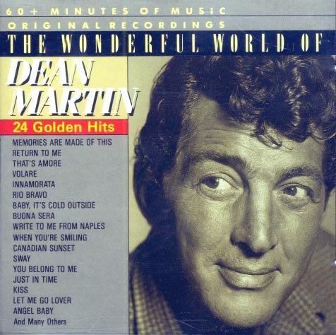 Dean Martin-The Wonderful World Of