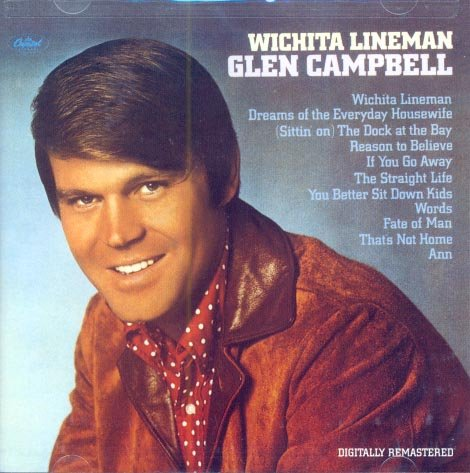 Glen Campbell-Wichita Lineman