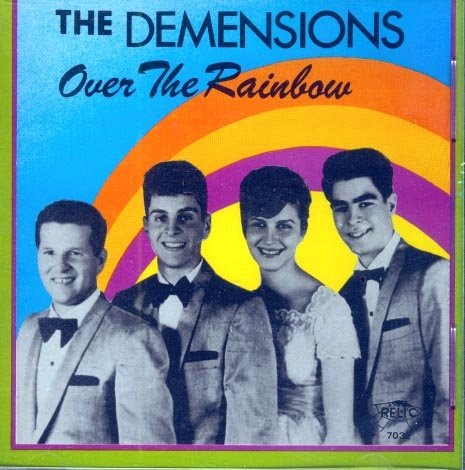 The Demensions-Over The Rainbow