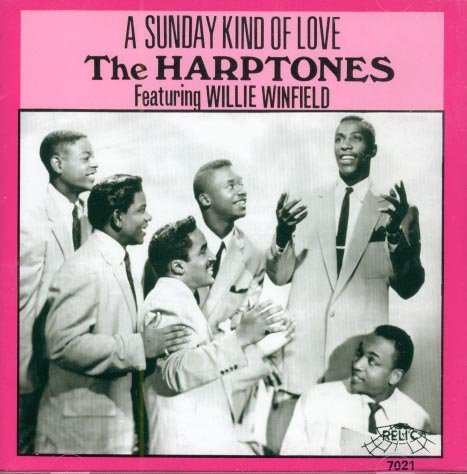 The Harptones-A Sunday Kind Of Love
