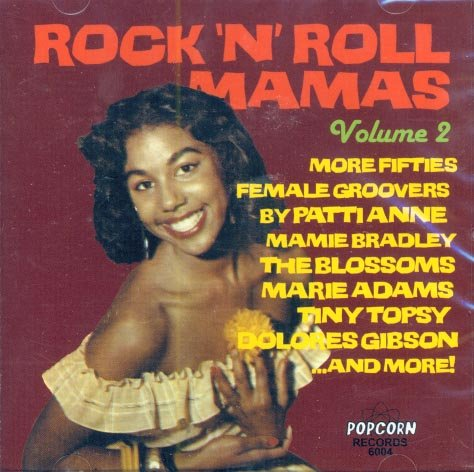 V/A Rock 'N' Roll Mamas, Volume 2