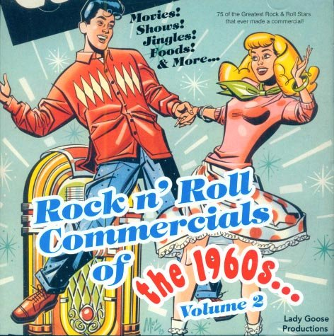 V/A Rock & Roll Commercials Of The 60s, Volume 2