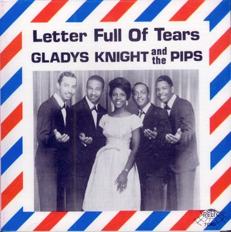 Gladys Knight & The Pips-Letter Full Of Tears