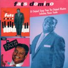 Fats Domino-2 LPs On 1 CD-Here Stands Fats Domino/This Is Fats