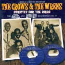 The Crows & The Wrens-Strictly For The Birds-The Rama & Gee Recordings 1953-56 (Import)