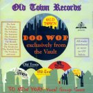 V/A Old Town Records-Doo Wop Exclusively From The Vault (Import)
