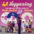 V/A LA Happening-The Mid 60s Soul Sides Of Vault, Fat Fish & Autumn Records (Import)
