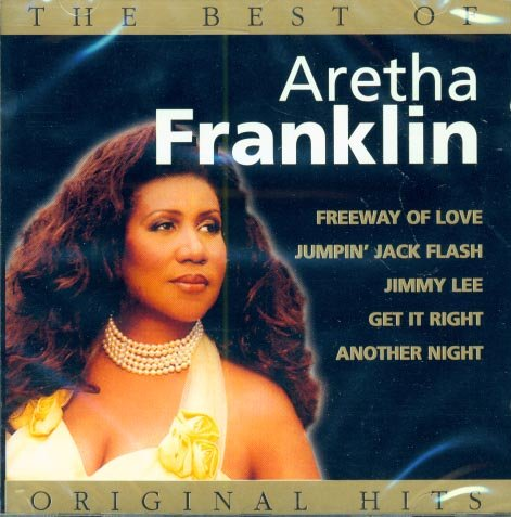 aretha franklin the best of import. Black Bedroom Furniture Sets. Home Design Ideas
