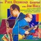 The Paul Desmond Quarter with Jim Hall (Import)