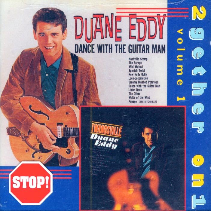 Duane Eddy - New Hully Gully - Your Baby's Gone Surfin'