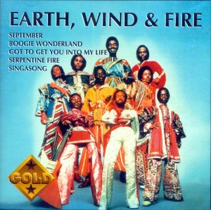 Earth, Wind & Fire-Gold (Import)