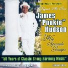 """James """"Pookie"""" Hudson & His Spaniels Groups-50 Years Of Classic Group Harmony Gems"""