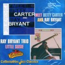 2 LP's On 1 CD-Meet Betty Carter And Ray Bryant/Ray Bryant Trio