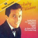 Andy Williams-16 Famous Melodies (Import)