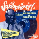 V/A Saxophony!  Jubilee Honkers & Shouters-The Jubilee Blues & Rhythm Story (Import)
