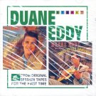 "Duane Eddy-2 LP's On 1 CD:  ""The Twang's The Thang""/""Songs Of Our Heritage"" (Import)"