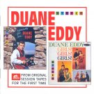 "Duane Eddy-2 LP's On 1 CD:  ""Especially For You""/""Girls, Girls, Girls"" (Import)"