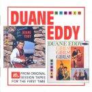 "Duane Eddy-2 LP's On 1 CD:  ""Especially For You""/""Girls, Girls, Girls"" (Import)"