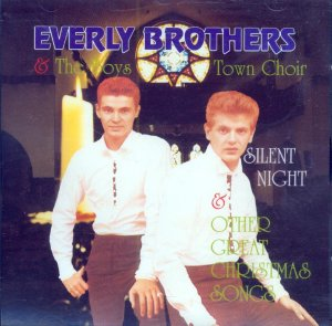 The Everly Brothers & The Boys Town Choir-Silent Night