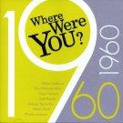 V/A Where Were You? 1960 (Import)