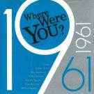 V/A Where Were You? 1961 (Import)