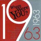 V/A Where Were You? 1963 (Import)