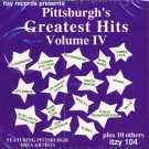 V/A Itzy Records Presents:   Pittsburgh's Greatest Hits, Vol. IV