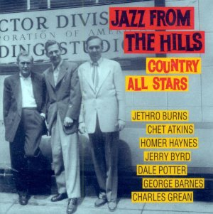 Country All Stars-Jazz From The Hills (Import)