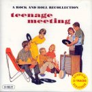 """V/A Teenage Meeting """"A Rock And Roll Recollection"""""""