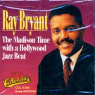 Ray Bryant-The Madison Time With A Hollywood Jazz Beat