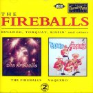 "The Fireballs-2 Albums On 1 CD-""The Fireballs"" / ""Vaquero"" (Import)"