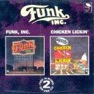 "Funk, Inc. - 2 Albums On 1 CD:  ""Funk, Inc.""/""Chicken Lickin'"""