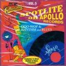 V/A Spotlite On Apollo Records, Vol. 5-Doo Wop Rhythm & Rhythm And Blues