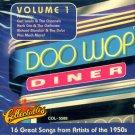 V/A Doo Wop Diner, Volume 1