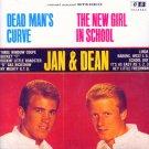 """Jan & Dean-""""Dead Man's Curve"""" / """"New Girl In School"""" (Import)"""