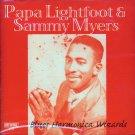 Papa Lightfoot & Sammy Myers-Blues Harmonica Wizards (Import)