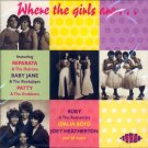 V/A Where The Girls Are (Import)