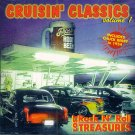 "V/A Cruisin' Classics, Volume 1 ""Lost Rock 'N' Roll Treasures"""