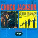 """Chuck Jackson-2 Albums On 1 CD:  """"Encore""""/""""Mr. Everything"""" (Import)"""