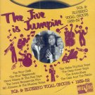 V/A The Jive Is Jumpin'-RCA & Bluebird Vocal Groups 1939-1952 (Import)