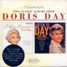 """Doris Day-2 LPs On 1 CD:  """"I Have Dreamed""""/""""Listen To Day"""" (Import)"""