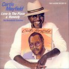 """Curtis Mayfield-2 Albums On 1 CD:  """"Love Is The Place""""/""""Honesty"""" (Import)"""