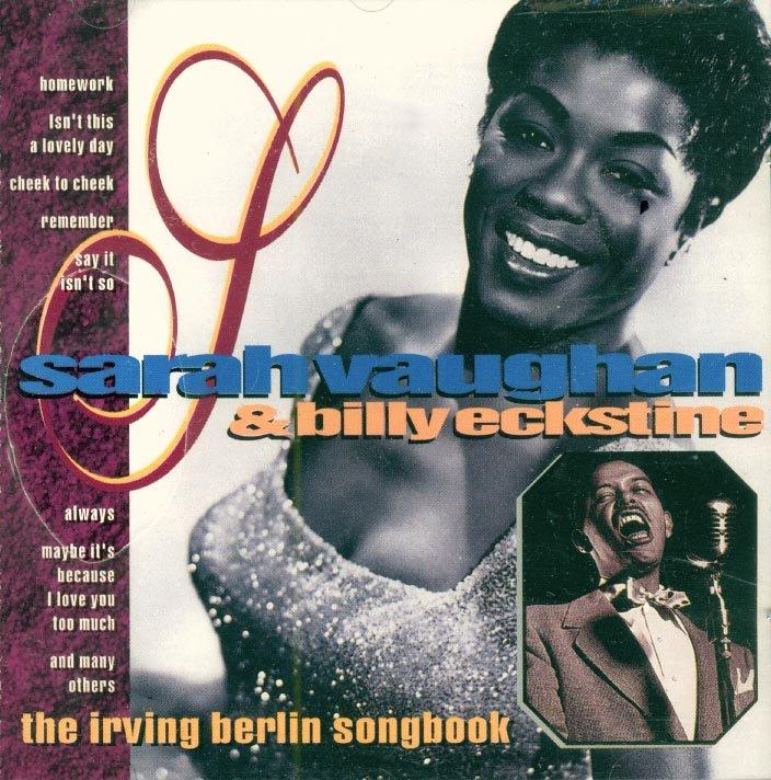 Sarah Vaughan & Billy Eckstine-The Irving Berlin Songbook (Import)