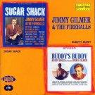 "Jimmy Gilmer & The Fireballs-2 Albums On 1 CD:  ""Sugar Shack"" / ""Buddy's Buddy"" (Import)"