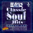 V/A WDAS 105.3 FM Presents Classic Soul Hits, Volume 1 (2 CD set)