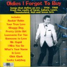 V/A Oldies I Forgot To Buy:  Songs That Define And Era 1956-1968 (Import)