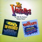 "The Ventures-2 LP's On 1 CD:  ""Go With The Ventures""/""Batman Theme"""