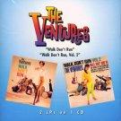 "The Ventures-2 LP's On 1 CD:  ""Walk Don't Run"" / ""Walk Don't Run, Vol. 2"""